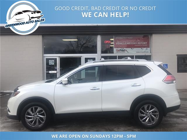 2015 Nissan Rogue SV (Stk: 15-88374) in Greenwood - Image 1 of 17