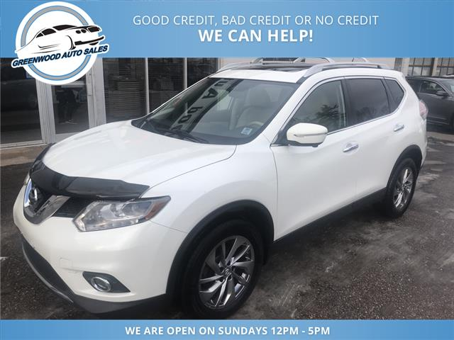 2015 Nissan Rogue SV (Stk: 15-88374) in Greenwood - Image 2 of 17