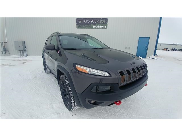 2016 Jeep Cherokee Trailhawk (Stk: 32701A) in Humboldt - Image 1 of 16