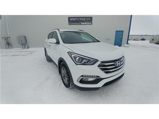 2018 Hyundai Santa Fe Sport 2.4 Base (Stk: B0074) in Humboldt - Image 1 of 21