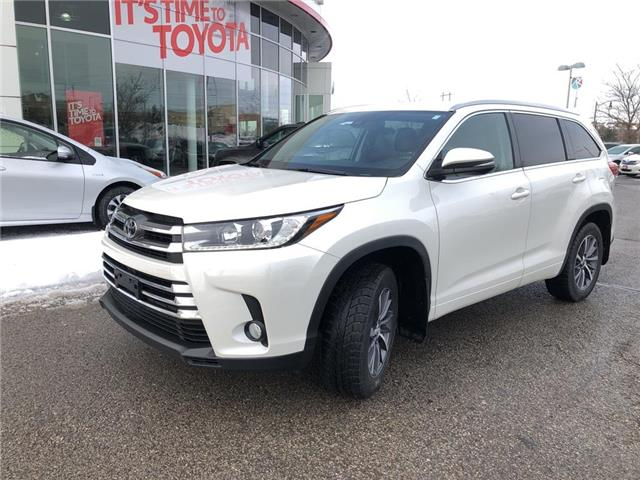 2018 Toyota Highlander XLE (Stk: 311971) in Aurora - Image 1 of 25