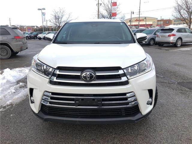 2018 Toyota Highlander XLE (Stk: 311971) in Aurora - Image 2 of 25