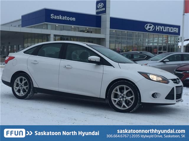 2013 Ford Focus Titanium (Stk: 39255B) in Saskatoon - Image 1 of 30
