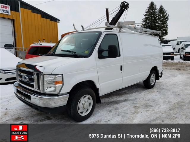 2012 Ford E-150 Commercial (Stk: 6075) in Thordale - Image 1 of 8