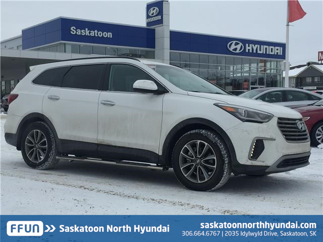 2018 Hyundai Santa Fe XL Base (Stk: B7437) in Saskatoon - Image 1 of 28