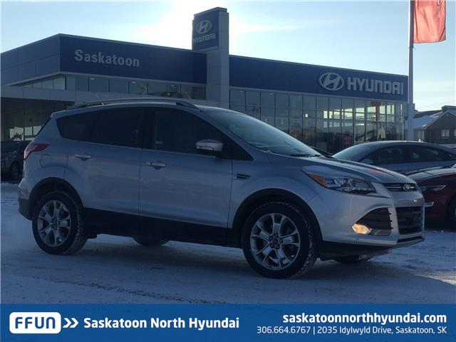 2014 Ford Escape Titanium (Stk: 39349A) in Saskatoon - Image 1 of 28