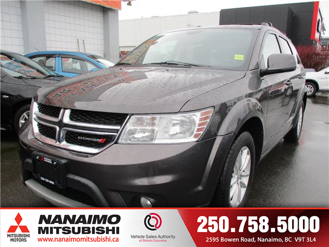 2016 Dodge Journey SXT/Limited (Stk: 9E3101A) in Nanaimo - Image 1 of 11