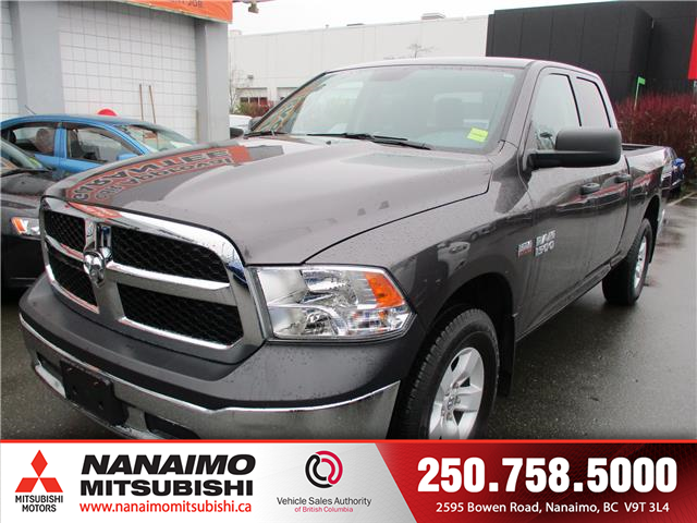 2017 RAM 1500 ST (Stk: P1747) in Nanaimo - Image 1 of 8