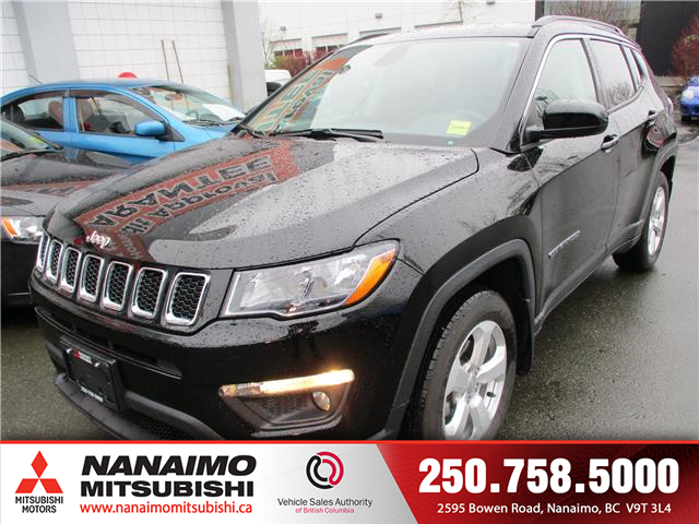 2019 Jeep Compass North (Stk: P1744) in Nanaimo - Image 1 of 9