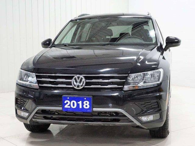 2018 Volkswagen Tiguan Comfortline (Stk: V0493) in Sault Ste. Marie - Image 1 of 21