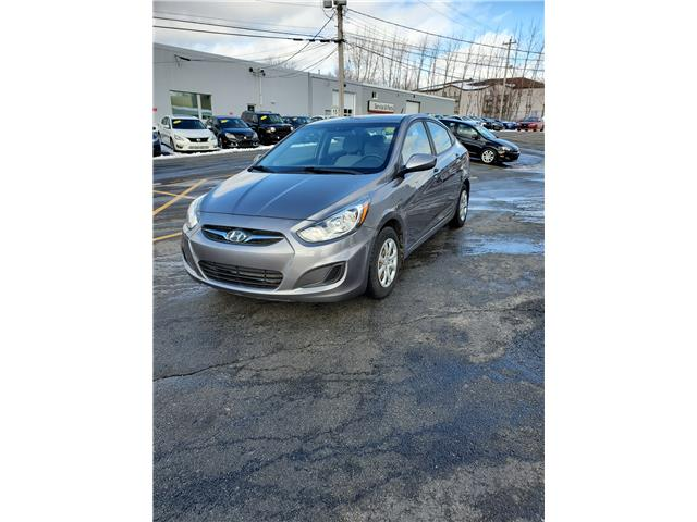 2014 Hyundai Accent GL 4-Door (Stk: p20-020) in Dartmouth - Image 1 of 15