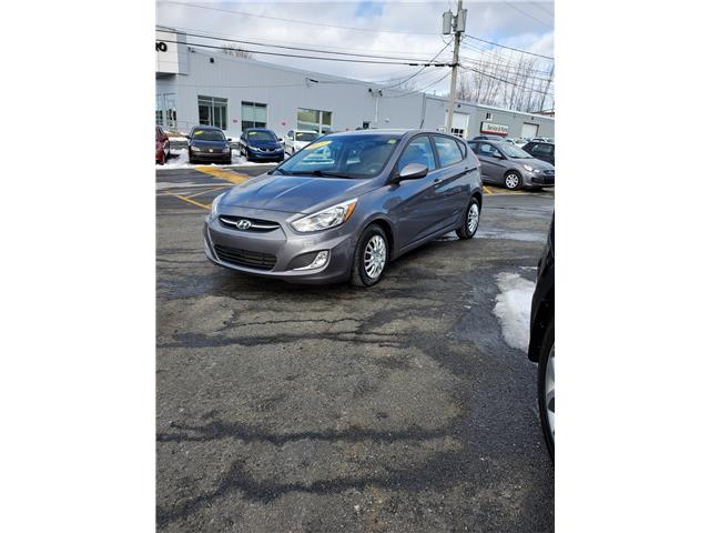 2017 Hyundai Accent SE 5-Door (Stk: p20-016) in Dartmouth - Image 1 of 12