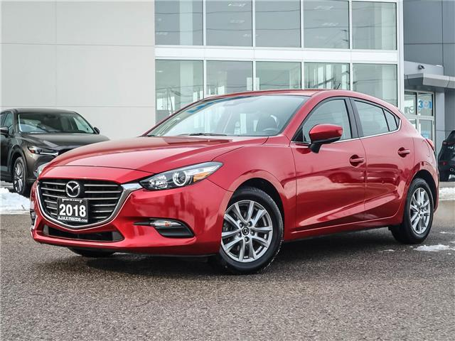 2018 Mazda Mazda3 Sport  (Stk: P5412) in Ajax - Image 1 of 23