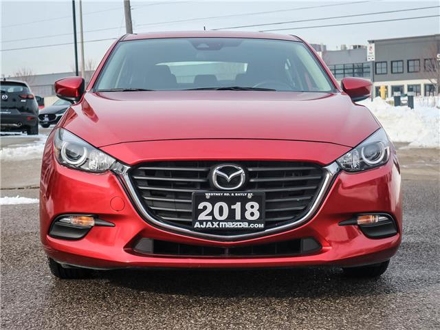 2018 Mazda Mazda3 Sport  (Stk: P5412) in Ajax - Image 2 of 23
