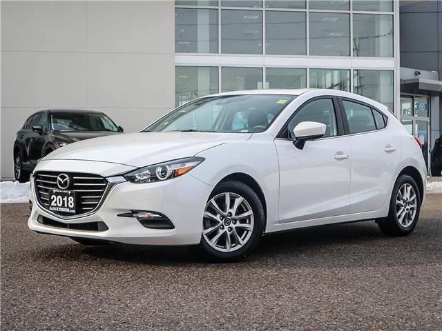 2018 Mazda Mazda3 Sport  (Stk: P5407) in Ajax - Image 1 of 23