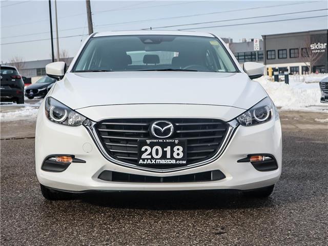 2018 Mazda Mazda3 Sport  (Stk: P5407) in Ajax - Image 2 of 23
