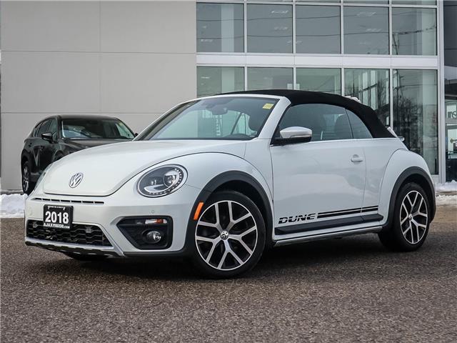 2018 Volkswagen Beetle 2.0 TSI Dune (Stk: P5381) in Ajax - Image 1 of 19
