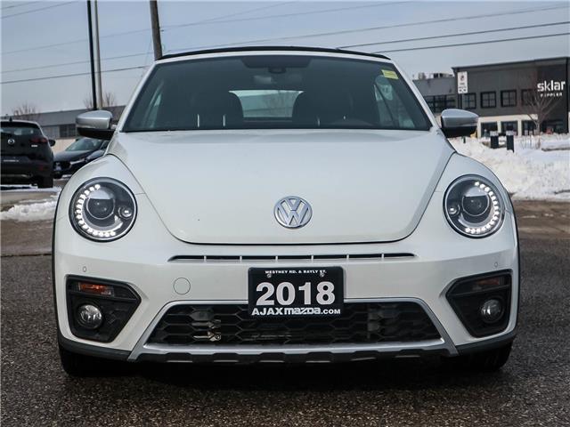 2018 Volkswagen Beetle 2.0 TSI Dune (Stk: P5381) in Ajax - Image 2 of 19