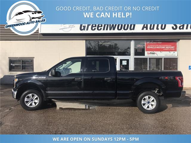 2016 Ford F-150 XLT (Stk: 16-04876) in Greenwood - Image 1 of 23