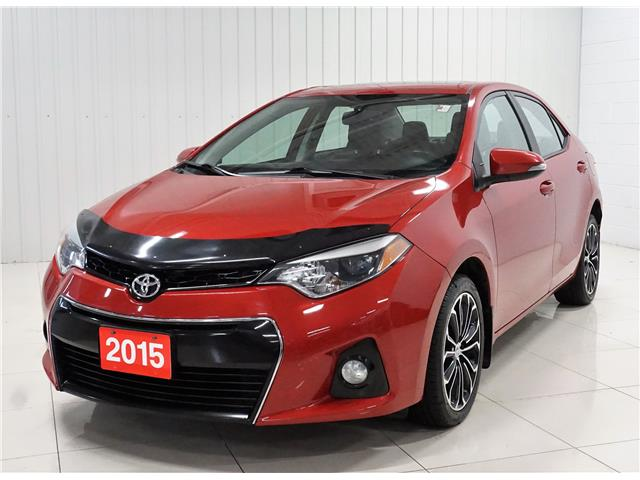 2015 Toyota Corolla S (Stk: V20015A) in Sault Ste. Marie - Image 2 of 22
