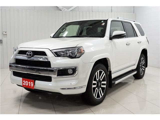 2019 Toyota 4Runner SR5 (Stk: R19058A) in Sault Ste. Marie - Image 2 of 27