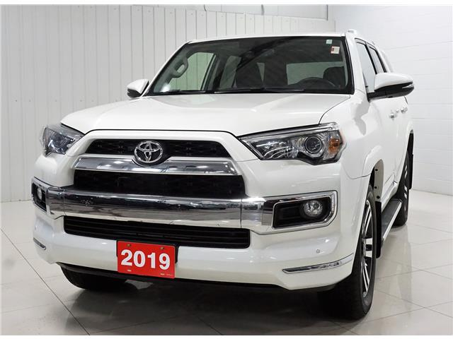 2019 Toyota 4Runner SR5 (Stk: R19058A) in Sault Ste. Marie - Image 1 of 27