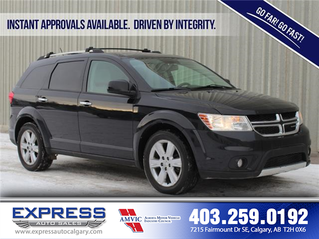 2012 Dodge Journey R/T (Stk: P15-1190A) in Calgary - Image 1 of 18