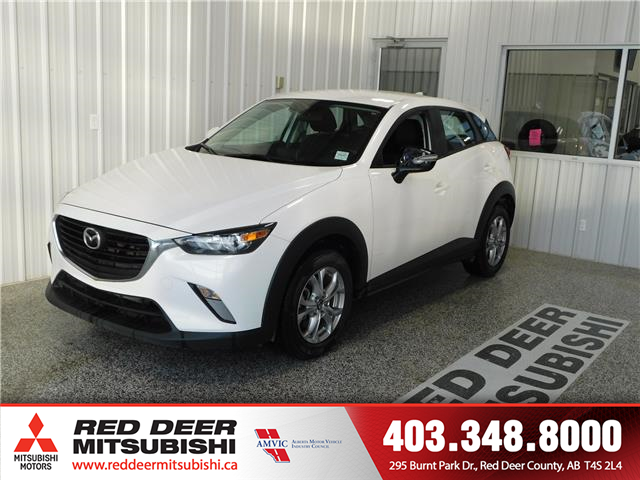 2017 Mazda CX-3 GS (Stk: L8652B) in Red Deer County - Image 1 of 16