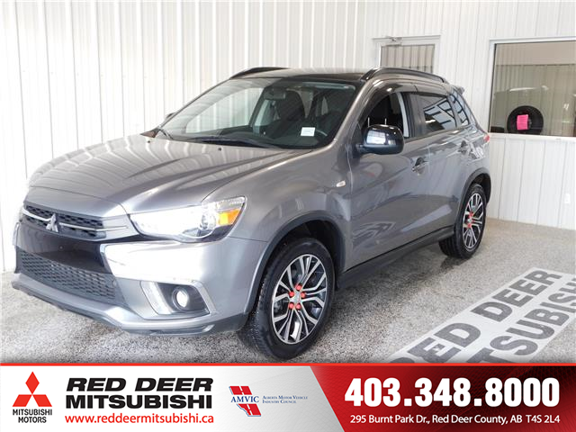 2018 Mitsubishi RVR  (Stk: T197864B) in Red Deer County - Image 1 of 16