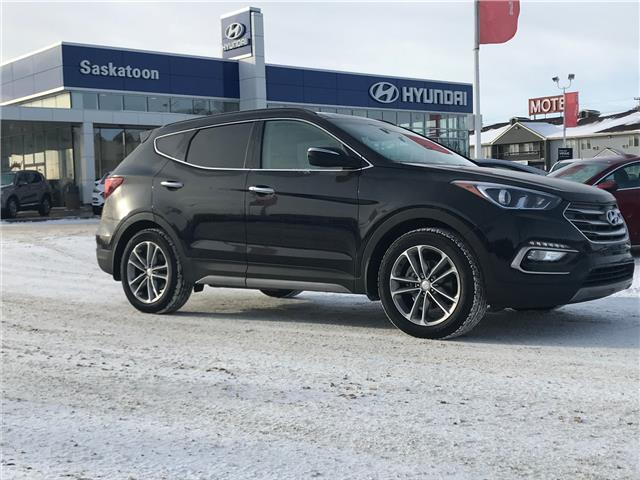 2017 Hyundai Santa Fe Sport 2.0T Limited (Stk: 40165A) in Saskatoon - Image 1 of 30