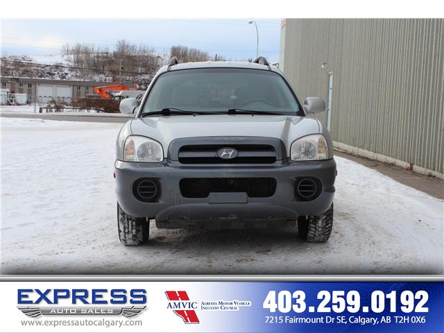 2006 Hyundai Santa Fe GL V6 (Stk: P15-1225AA) in Calgary - Image 2 of 17