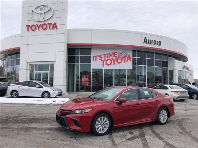 2020 Toyota Camry SE (Stk: 31595) in Aurora - Image 1 of 16
