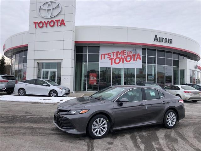 2020 Toyota Camry LE (Stk: 31511) in Aurora - Image 1 of 15