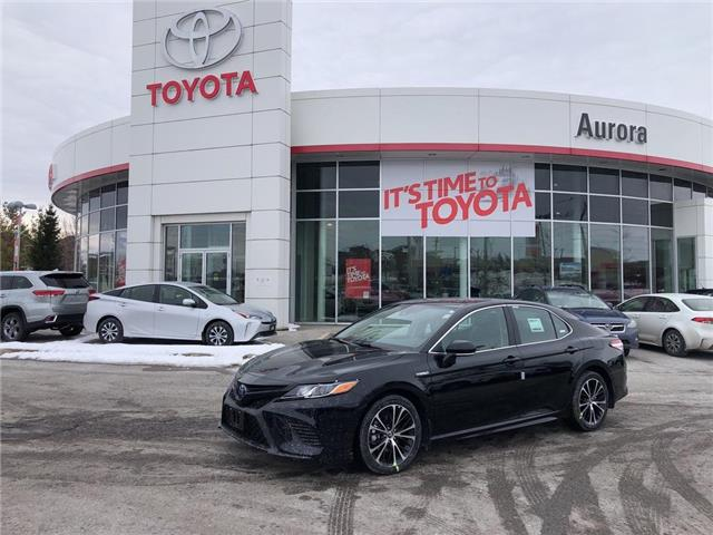 2020 Toyota Camry Hybrid XLE (Stk: 31591) in Aurora - Image 1 of 16
