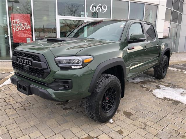 2020 Toyota Tacoma  (Stk: 31515) in Aurora - Image 1 of 18