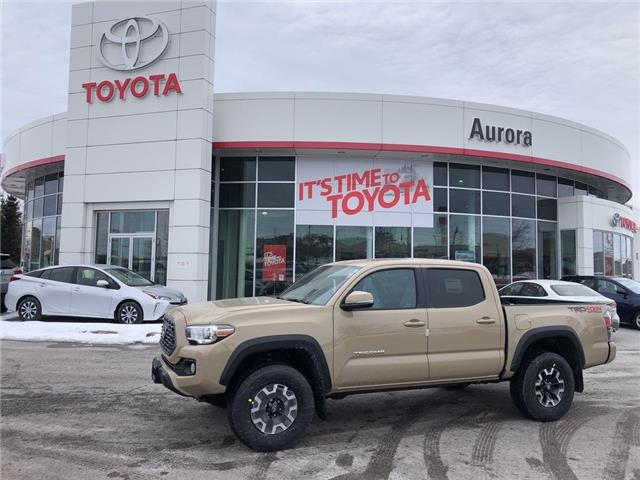 2020 Toyota Tacoma  (Stk: 31596) in Aurora - Image 1 of 16