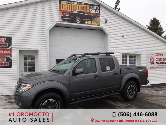 2019 Nissan Frontier PRO-4X (Stk: 249) in Oromocto - Image 1 of 12