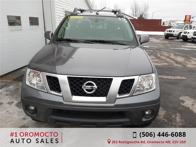 2019 Nissan Frontier PRO-4X (Stk: 249) in Oromocto - Image 2 of 12