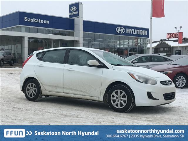 2014 Hyundai Accent L (Stk: B7400A) in Saskatoon - Image 1 of 27