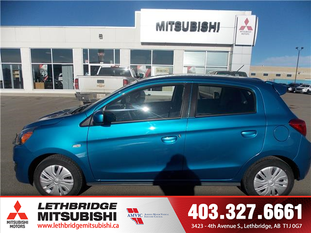 2019 Mitsubishi Mirage ES (Stk: 8T600448B) in Lethbridge - Image 2 of 16