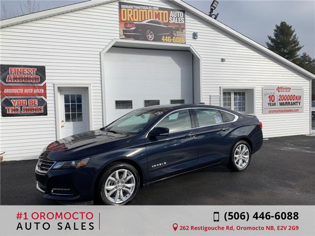 2019 Chevrolet Impala 1LT (Stk: 947) in Oromocto - Image 1 of 17