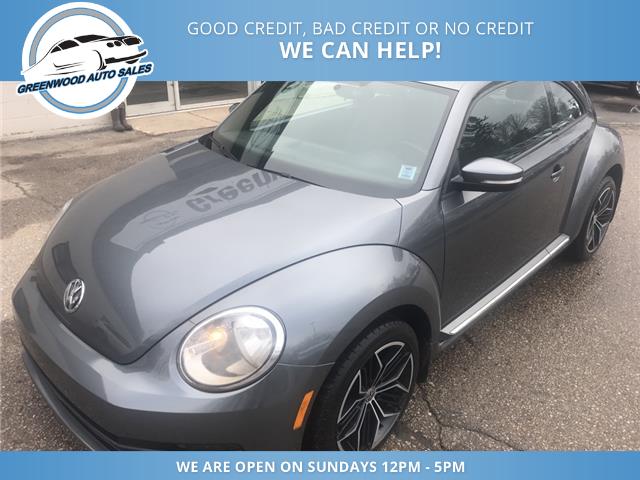 2013 Volkswagen Beetle 2.0 TDI Comfortline (Stk: 13-73881) in Greenwood - Image 2 of 20