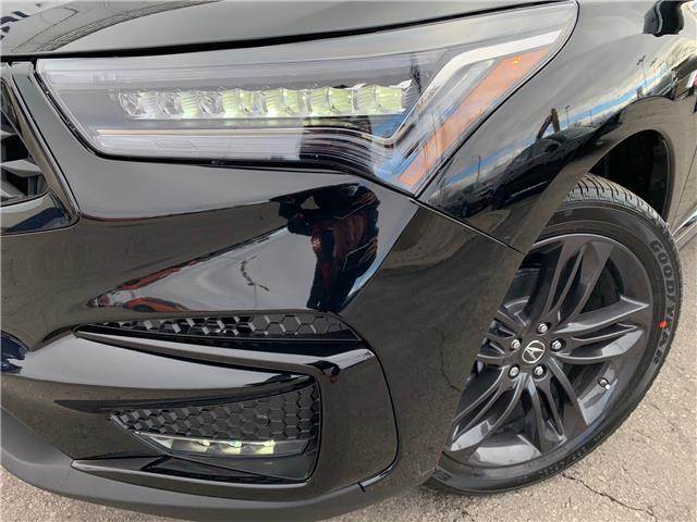 2020 Acura RDX A-Spec (Stk: 20-258802) in Hamilton - Image 2 of 23