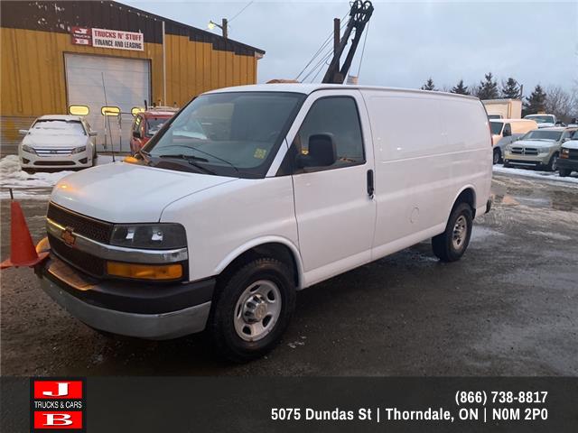2012 Chevrolet Express 2500 Standard (Stk: 6086) in Thordale - Image 1 of 7