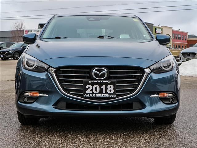 2018 Mazda Mazda3 Sport GT (Stk: P5409) in Ajax - Image 2 of 23