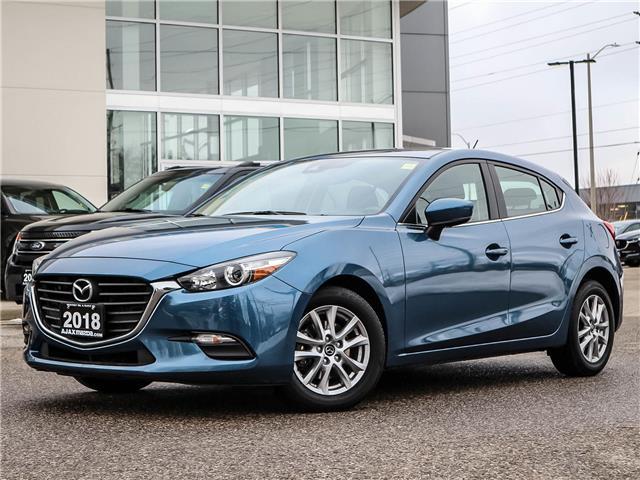 2018 Mazda Mazda3 Sport  (Stk: P5410) in Ajax - Image 1 of 23