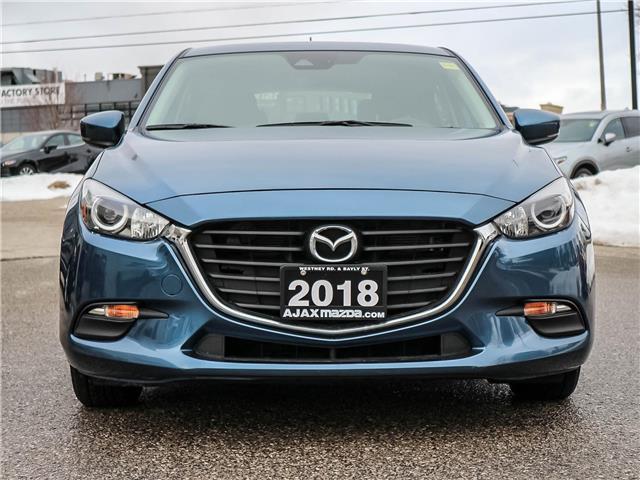 2018 Mazda Mazda3 Sport  (Stk: P5410) in Ajax - Image 2 of 23