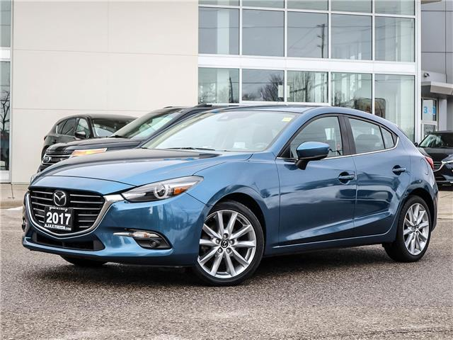 2017 Mazda Mazda3 Sport GT (Stk: P5405) in Ajax - Image 1 of 23