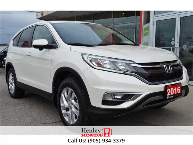 2016 Honda CR-V SUNROOF | HEATED SEATS | BLUETOOTH | BACK UP (Stk: B0937) in St. Catharines - Image 1 of 29