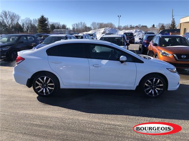 2015 Honda Civic Touring (Stk: 19QA72A) in Midland - Image 2 of 20